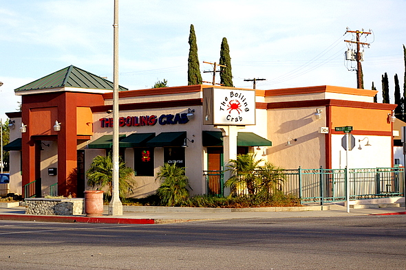 The Boiling Crab in Alhambra, California